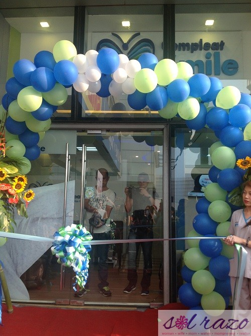 Compleat Smile Dental Aesthetics Center Ribbon Cutting Ceremony