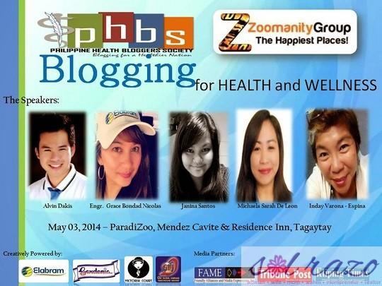 Blogging for Health and Wellness