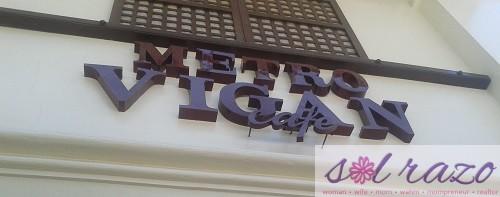 Metro Vigan Cafe