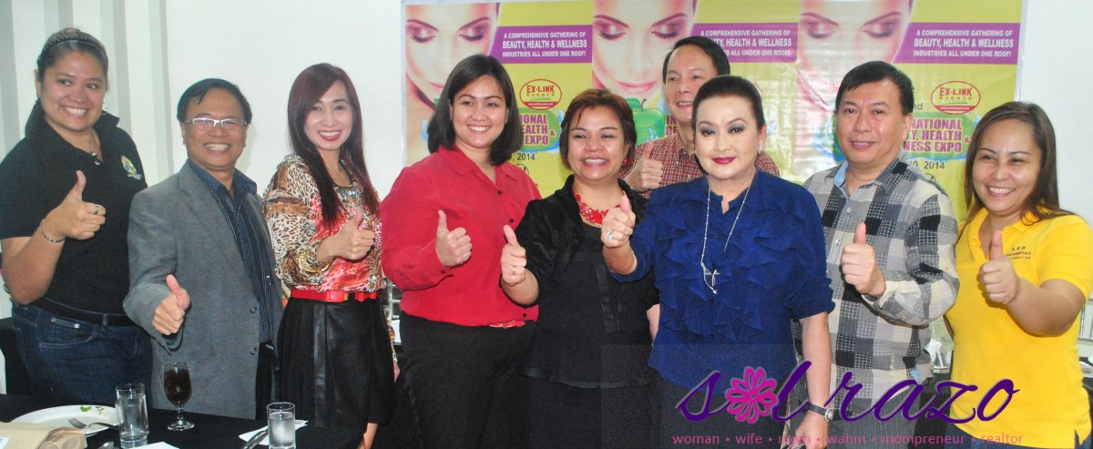 2nd International Beauty, Health and Wellness Expo (IBHWEX)