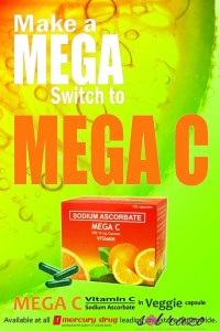 Make the big switch to Mega-C