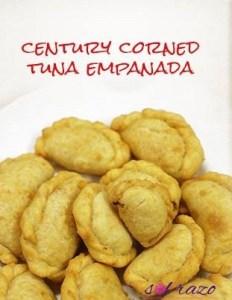 CENTURY CORNED TUNA EMPANADA
