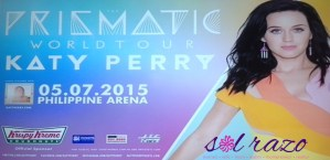 Free tickets to Katy Perry's concert from Krispy Kreme