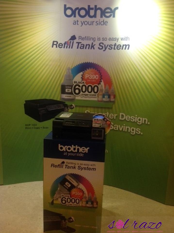 Brother Refill Tank System MFC