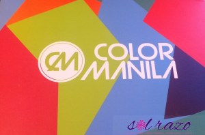 COLOR MANILA Nite Run: Blacklight Edition