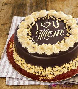 Goldilocks Mother's Day Cakes 2015