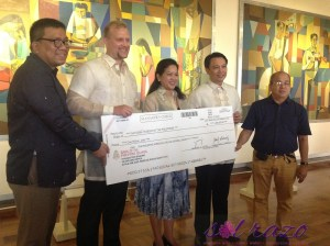Philam Life donates another 1M to the National Museum