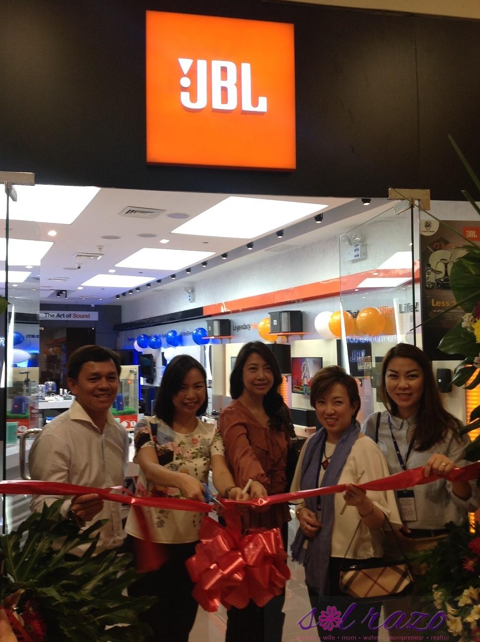 JBL Digital Dreams Store