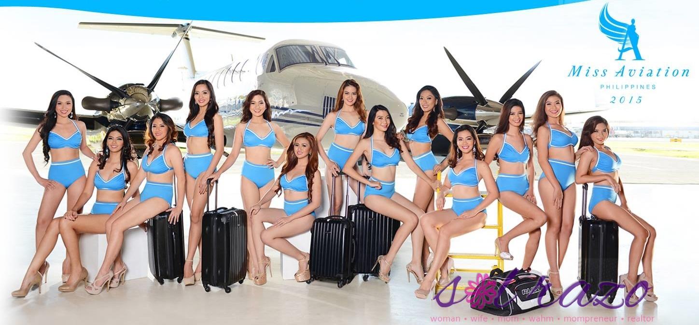 Miss Aviation Philippines 2016
