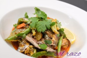 Sardine Vegetable Curry