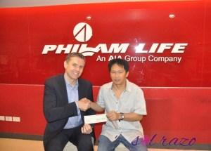 Philam Life education policy fulfills a seafarer's dream
