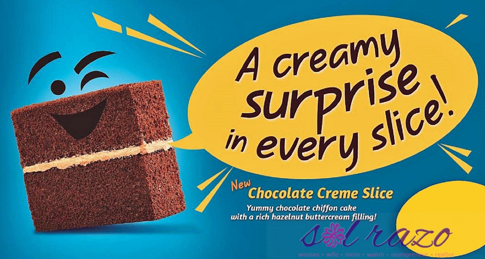 Choco Creme Slice