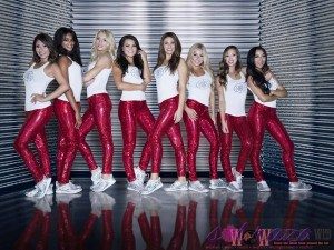 L.A. Clippers Dance Squad on E!