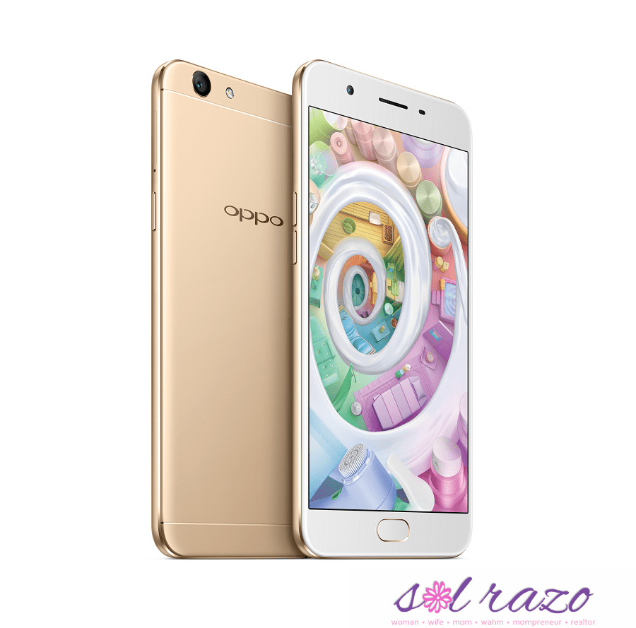 OPPO F1s out in stores tomorrow