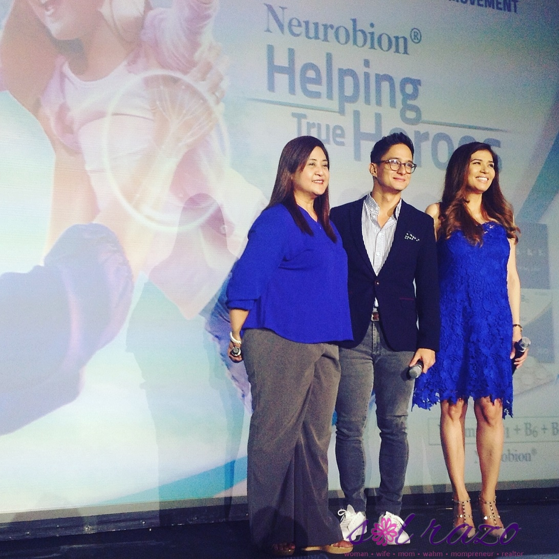 Neurobion empowers true Filipino heroes with healthy nerves