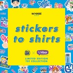 SM and Viber launches Limited Edition Tees