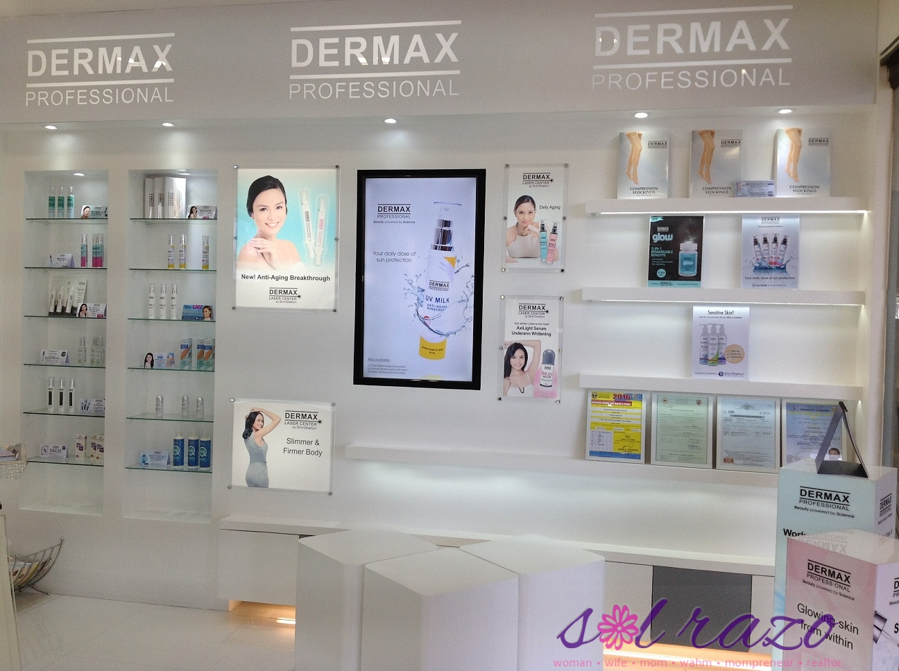 dermax products