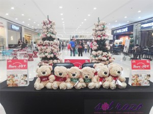 SM Bears of Joy fascinates PWD kids