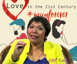 Dra. Margie Holmes' seminar on modern love: #MayForever ba?