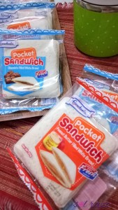 Back-to-school with Gardenia Pocket Sandwich