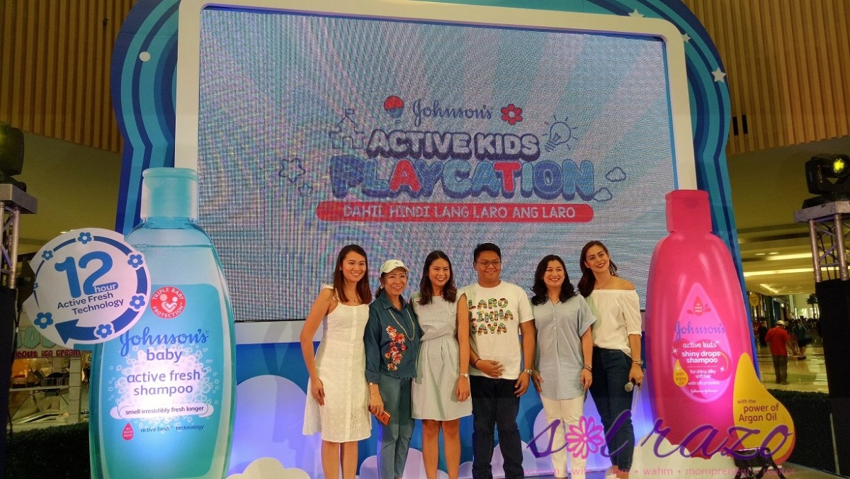 Johnson's donates play pods to Philippine Toy Library