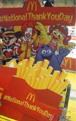 SM, McDonald's team up for new family fun experiences and the #NationalThankYouDay celebration