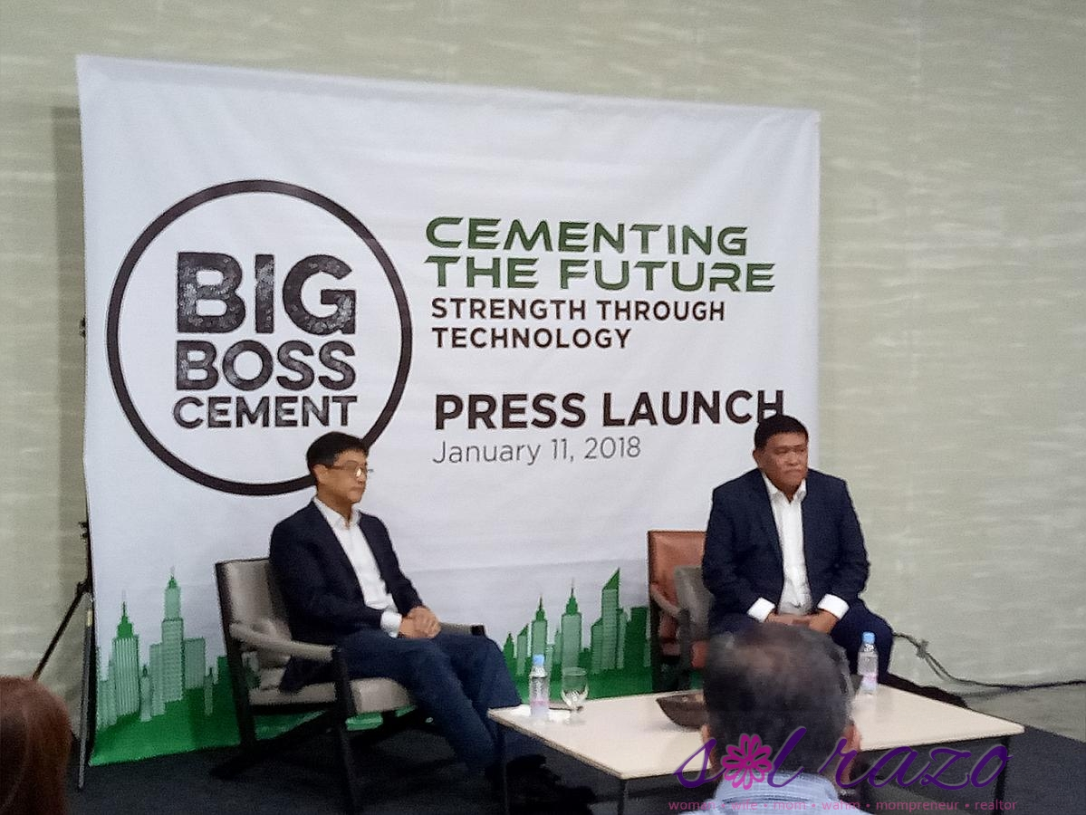 Big Boss Cement, Inc. launches a revolutionized cement manufacturing technology