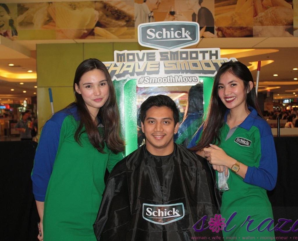 SCHICK EXACTA 2: Move Smooth, Shave Smooth