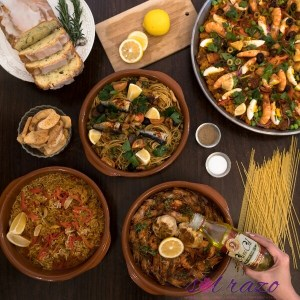 Quezon Buffet Restaurant brings healthy indulgence w/ Doña Elena Olive Oil