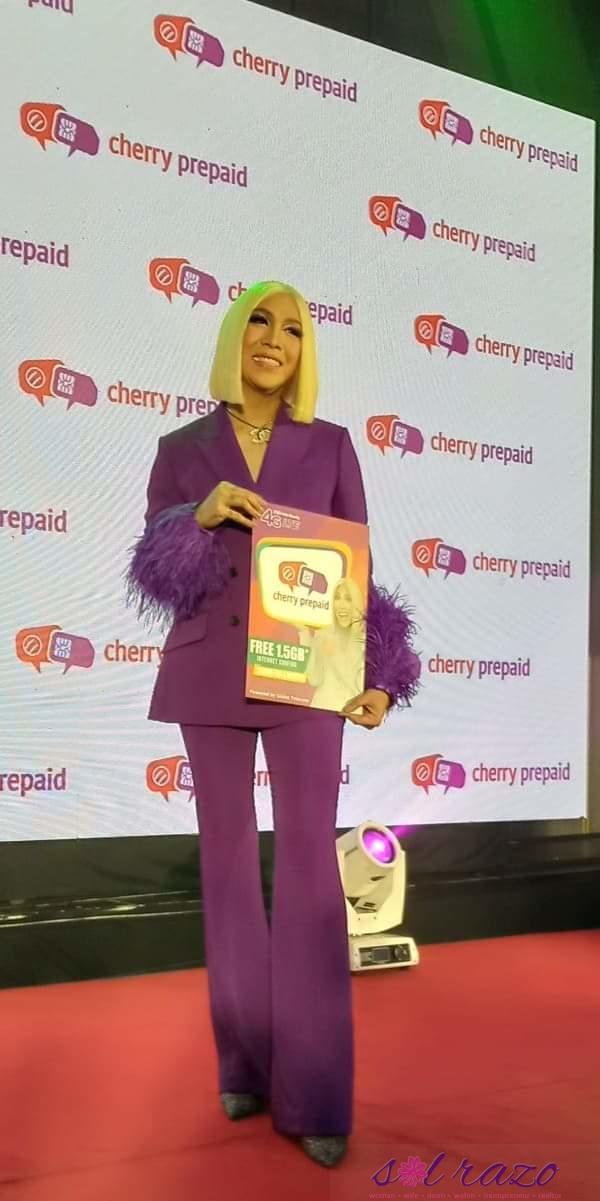 Vice Ganda is Cherry Prepaid's newest ambassador