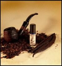 VANILLA PIPE TOBACCO Perfume Oil Solstice Scents