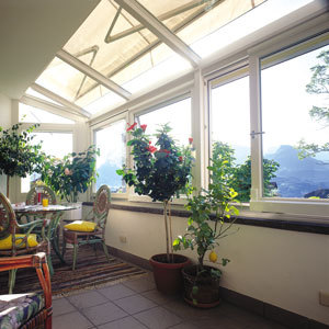 Verande vetrate e coperture Verande e vetrate Finstral Finstral  vendita Verande vetrate e