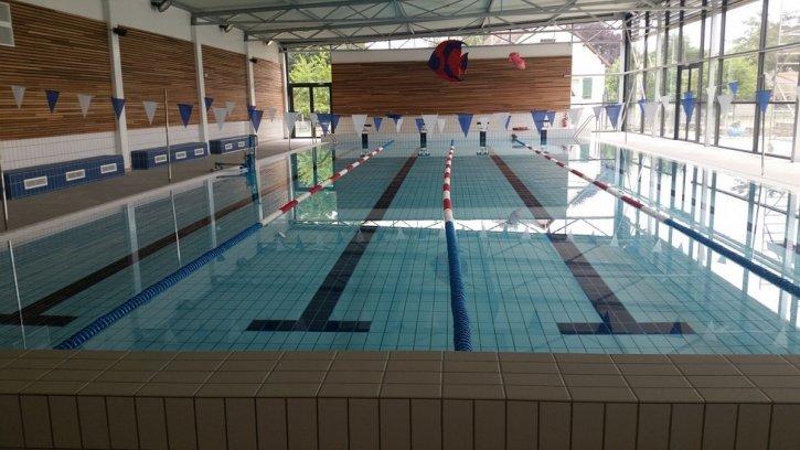 Etanchit et carrelage de la piscine intercommunale de Corbeilles en Gtinais  Orlans Loiret 45
