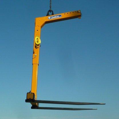 Self Leveling Crane Pallet forks