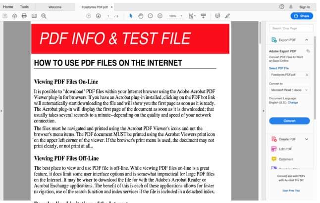 Best PDF Reader For Mac 2020