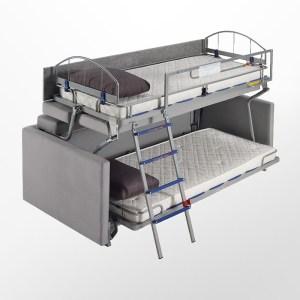 Sofá cama para hotel