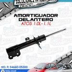 AMORTIGUADOR DELANTERO ATOS 1.1L
