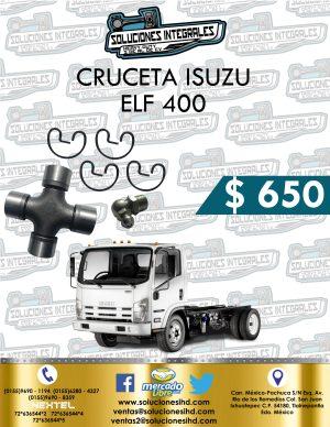 CRUCETA ISUZU ELF 400, 500 Y 600