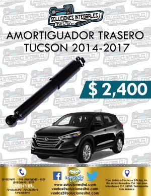 AMORTIGUADOR TRASERO TUCSON 2014-2017