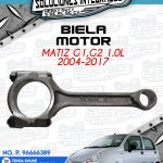 BIELA MOTOR MATIZ G1, G2 1.0L 2004-2017