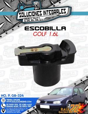 ESCOBILLA GOLF 1.6L