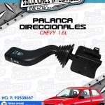 PALANCA DIRECCIONALES CHEVY 1.6L