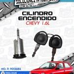 CILINDRO ENCENDIDO CHEVY 1.6L
