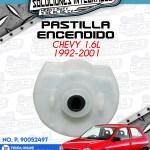 PASTILLA ENCENDIDO CHEVY 1.6L 1992-2001