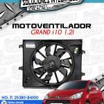 MOTOVENTILADOR  GRAND I10 1.2L
