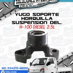 YUGO SOPORTE HORQUILLASUSPENSION DELANTERO H100 DIESEL 2.5L