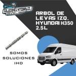 ARBOL DE LEVAS HYUNDAI H350 IZQUIERDO