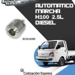 AUTOMATICO MARCHA H-100 DIESEL 2.5L