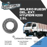 BALERO RUEDA DEL-EXT HYUNDAI H200