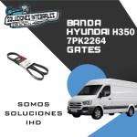 BANDA HYUNDAI H350 7PK2264 GATES